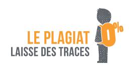Logo du plagiat